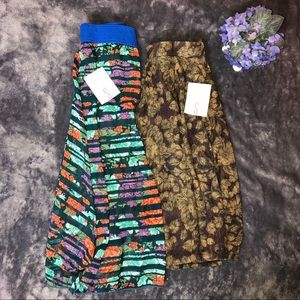 Lularoe Lola Skirt Bundle Size Small